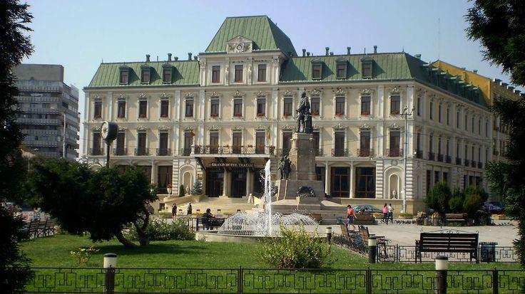 Grand Hotel Traian Iasi - 4 stele | Confort si eleganta