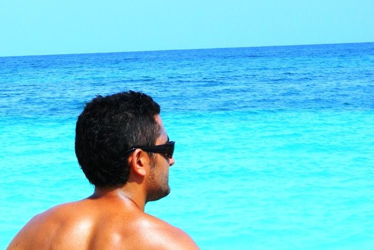 Me in Playa Blanca