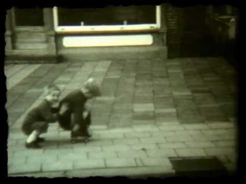 """Oud  Fam.Filmpje( 60er jaren)""""As vaaier woorden"""" Ede Staal"""
