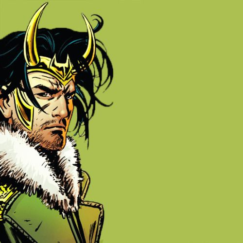 Loki in The Mighty Thor Vol 2 #14 (2016)