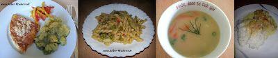 """Selber-Macherin: Essensplan 07.12.2015 - 13.12.2015, inklusive vegetarischer Alternativen  Hallo ihr!  Hier wie jeden Sonntag der Essensplan für die nächste Woche. Vielleicht ist ja etwas passendes für euch dabei und er kann euch die Wochenplanung erleichtern. Natürlich dürft ihr den Beitrag auch gerne weiter pinnen, damit auch anderen das """"Mysterium Essensplanung"""" erleichtert werden kann. Kommt gut in die neue Woche!  #Essensplan #kochen #Rezepte"""