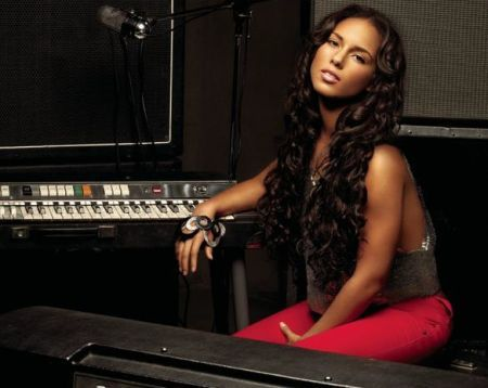 Mrs. Alicia Joseph Augello-Cook aka Mrs. Alicia Keys