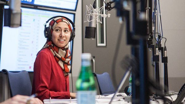 NPR's Asma Khalid reflects on a year covering politics at a moment when being Muslim was seen as a political problem for some.