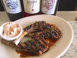 Petimezi Marinated Lamb Ribblets: Tender Juicies on the Bone! | Gardens of Salonica