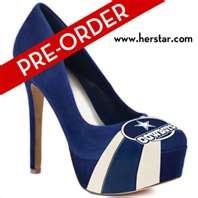 dallas cowboy heels