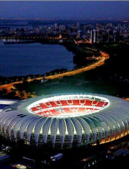 Beira Rio stadium, Porto Alegre, Rio Grande do Sul,  Brazil - 2014 FIFA World Cu...