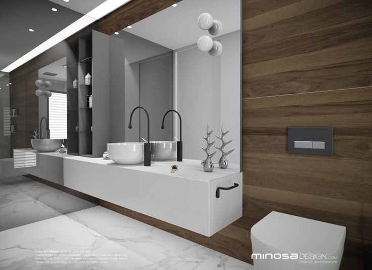 Minosa design luxury bathroom design by minosa walnut for Bathroom designs 9 x 5
