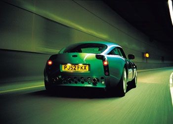 2002 TVR T350 Image
