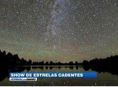 Galdino Saquarema Mistério: Chuva de meteoros com 30 estrelas cadentes por hora