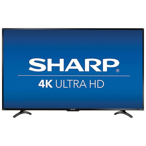 """Sharp 43"""" 4K UHD HDR LED Roku Smart TV (LC-43LBU591C) - Only at Best Buy 