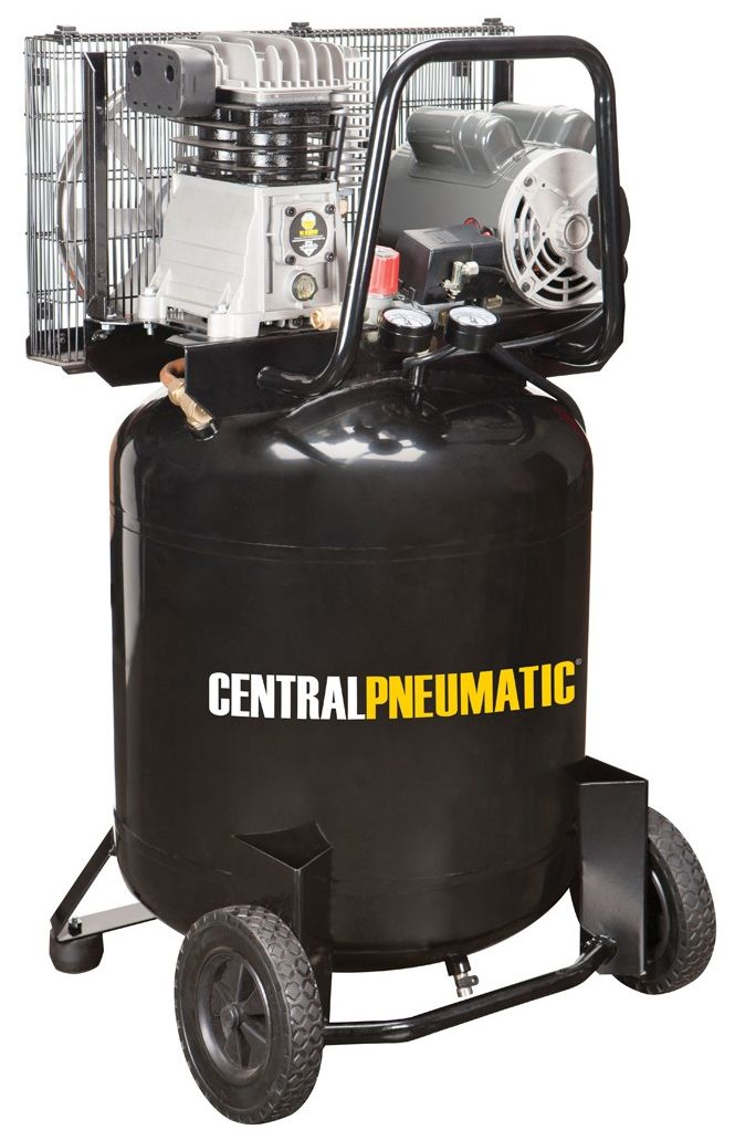 21 gal vertical air compressor