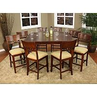 Plaza II Counter Height Dining Set