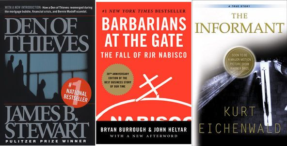 The Essential Wall St. Summer Reading List - NYTimes.com