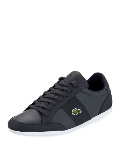 3ae79af9f39f0 LACOSTE NIVOLOR LEATHER SNEAKER.  lacoste  shoes