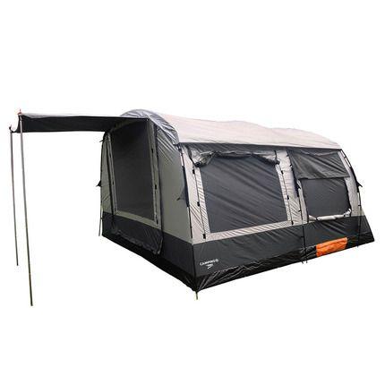 Σκηνή Expert 4/6P, 4+2 Ατόμων Camping Plus by Terra   JumpOut.gr