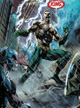 Aquaman to Star in DC Animated Film?