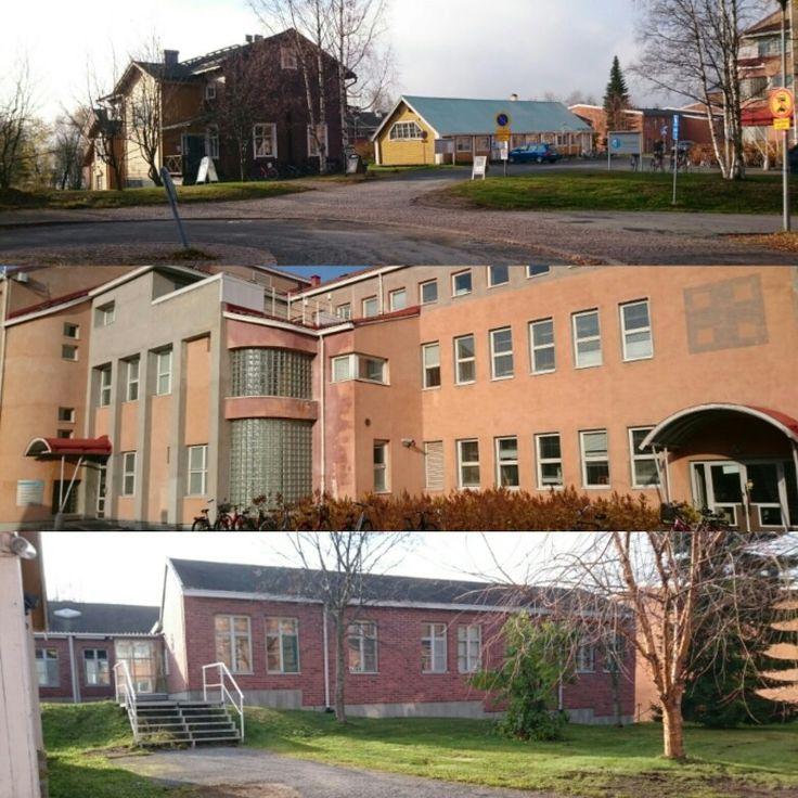 Koulu, oppilaitos, Osao, Pikisaari, Oulu, school