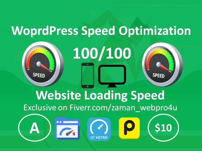 Is your website slow? Do you want to optimize the Google Pag