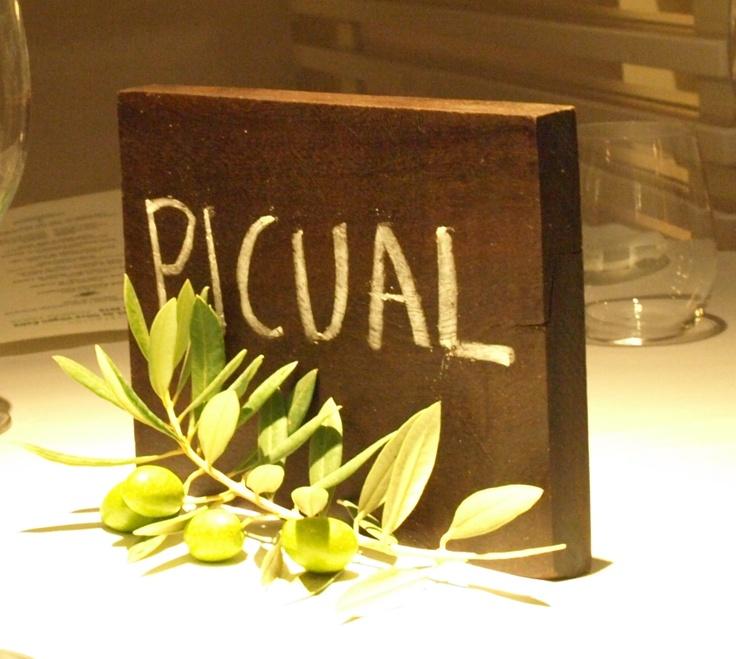 Olives AOVE Picual Aceituna