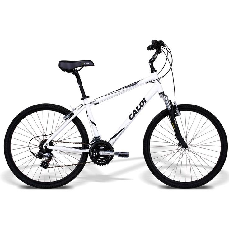 Bicicleta Caloi Sport Comfort :: FreeCycle R$920