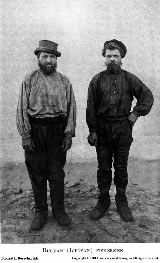 12 Charles Upson Clark Bessarabia - Basarabia Lipoveni rusi