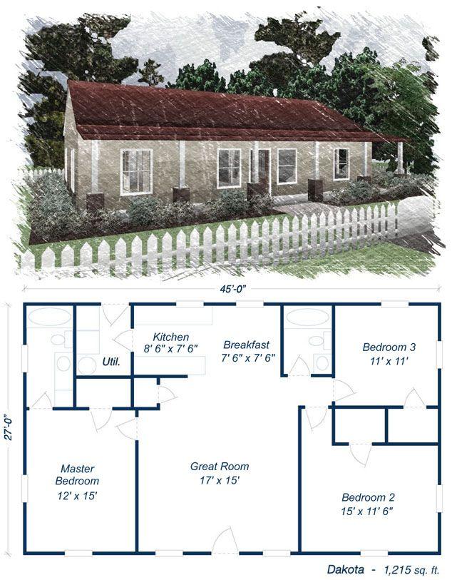 Click to toggle the dakota floor plan houses pinterest for Dakota floor plan