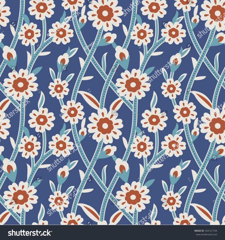 Seamless Tile Pattern, Turkish