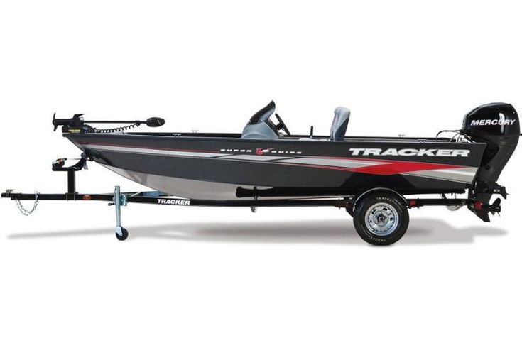New 2012 Tracker Boats Super Guide V-16 SC Multi-Species Fishing Boat
