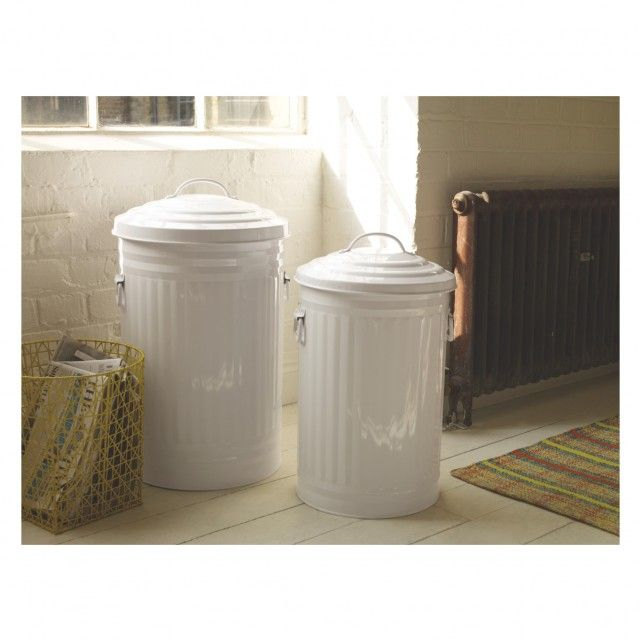 ALTO Cream kitchen bin 32L | Buy now at Habitat UK