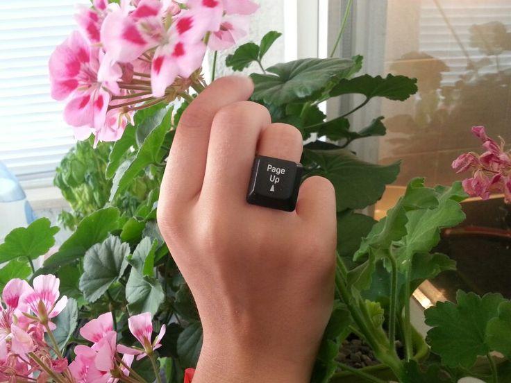 Key rings by Stella