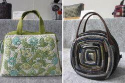 Tokyo Quilt Festival 2016, Bags
