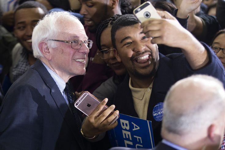 Bernie Sanders better-liked, runs better against Republicans than Hillary Clinton: poll