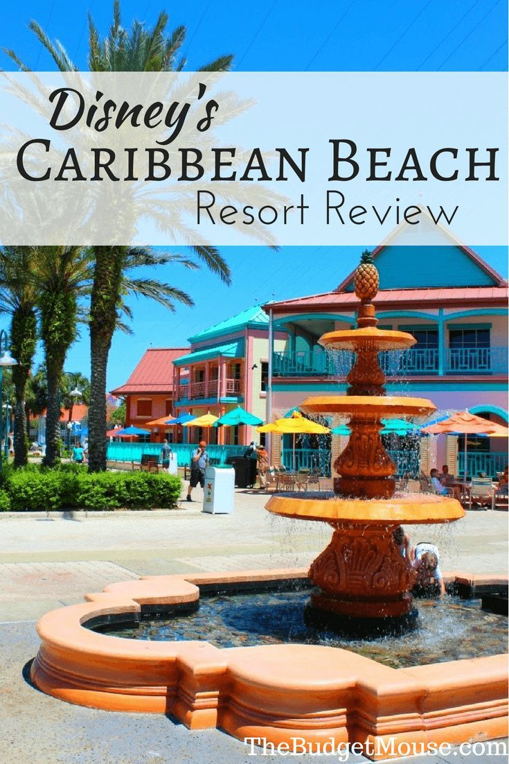 Refurbished Rooms An Amazing Pool And Some Drawback At Disney S Caribbean Beach Resort Get All Of The Details In This Review