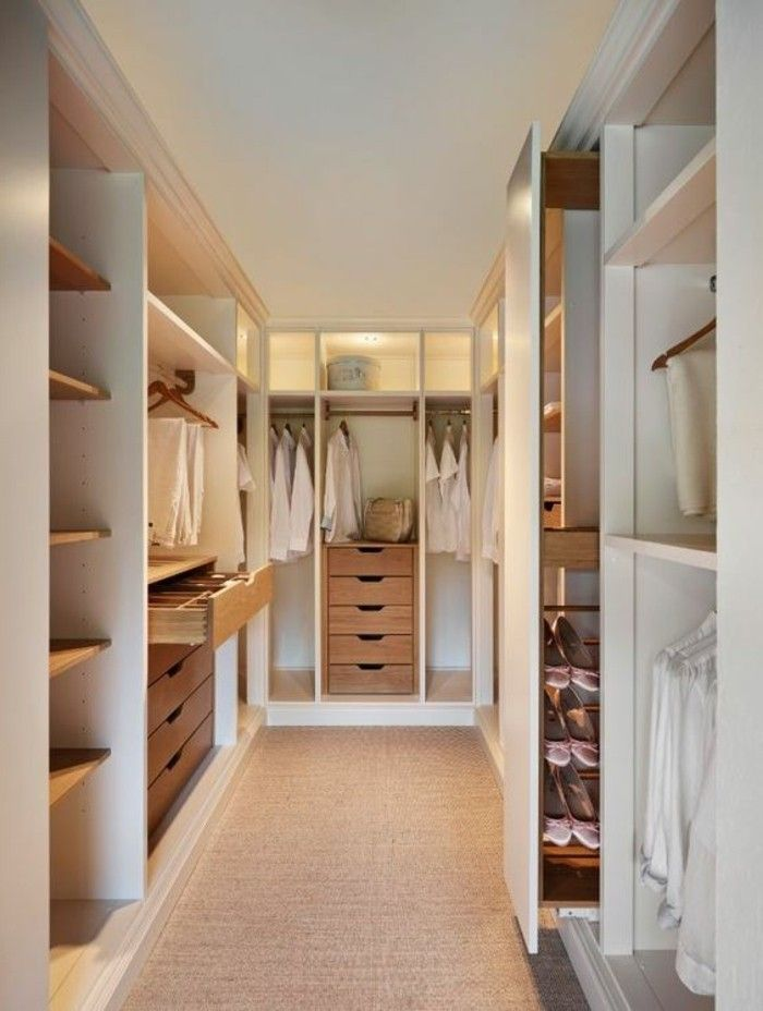▷ 1001+ ideias para um guarda-roupa aberto – ótimas idéias de vida   – Ankleidezimmer einrichten
