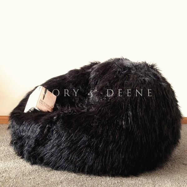 This long shaggy faux fur bean bag is the softest seat in the house. Free Shipping Australia Wide. Fast Worldwide Shipping. Get yours today!