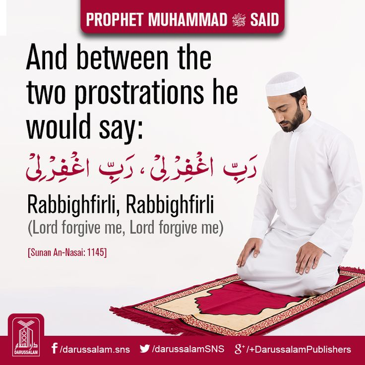 Daily Hadith | Supplication between the Two Prostrations [Sunan An-Nasai, Book of The At-Tatbiq, Hadith: 1145] Chapter: The supplication between the two prostrations. Grade: Sahih #Prostration #Hadith
