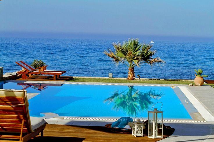 Hersonissos beach front luxurious villa, Chersonisos | Cretico