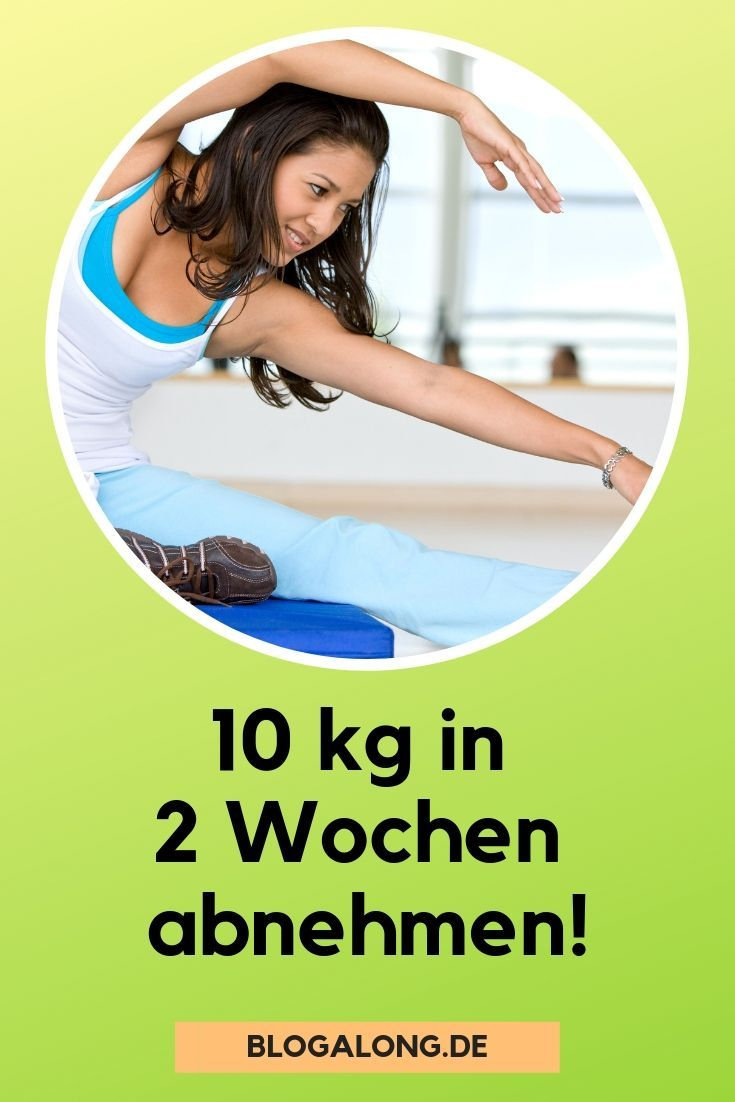 schnell abnehmen in einer woche 5 kilo ab 10