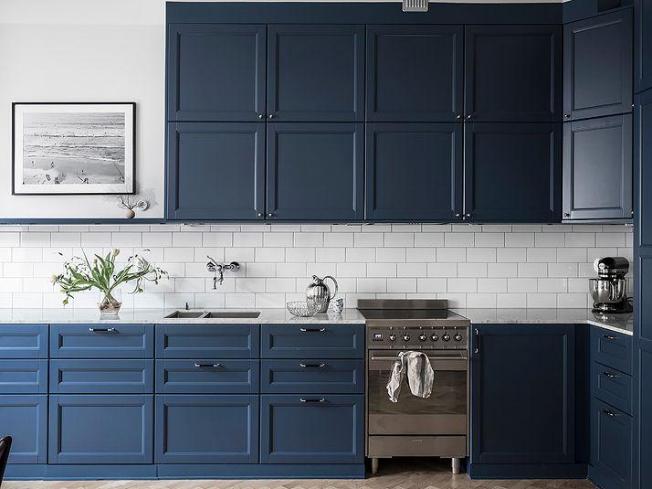 Dobre Projekty Blog Niebieska Kuchnia Blue Kitchen