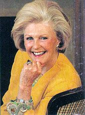 Pamela Beryl Harriman (née Digby; 20 March 1920 – 5 February 1997), also known as Pamela Churchill Harriman, was an English-born socialite who was married and linked to important and powerful men. In later life, she became a political activist for the United States Democratic Party and a diplomat. Her only child, Winston Churchill, was named after his famous grandfather.