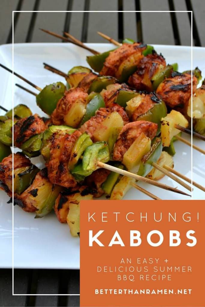 17 best images about cooking for one better than ramen food blog ketchung kabobs forumfinder Gallery