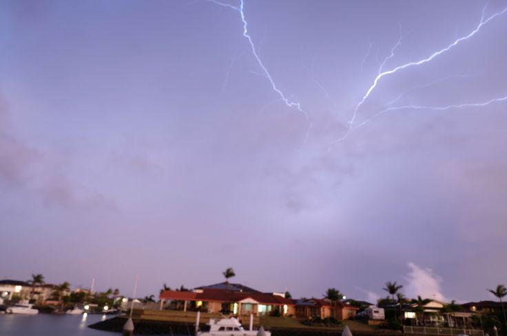 Storms in Queensland, Australia•