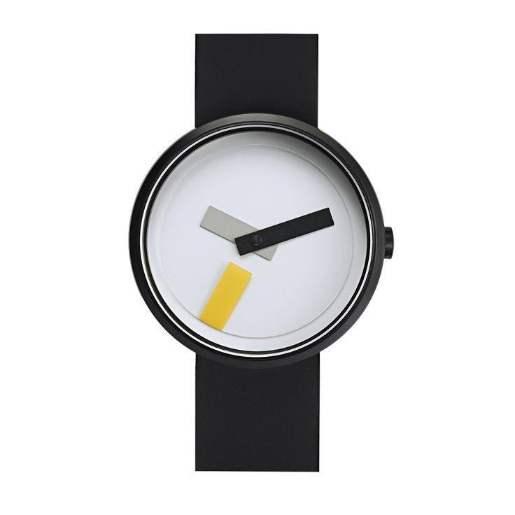 """""""Suprematism"""" (by Denis Guidone design) di Projects Watches, da oggi in vendita a 118 euro, clicca qui per info http://www.orologichepassione.it/catalogo.php?marca=27 Ispirato chiaramente dalla corrente artistica del Suprematismo, utilizza forme audaci e colori che cambiano posizione ad ogni secondo che passa.   """"Suprematism"""" (by Denis Guidone design) of Projects Watches, now on sale at 118 euro, click here for info http://www.orologichepassione.it/catalogo.php?marca=27"""