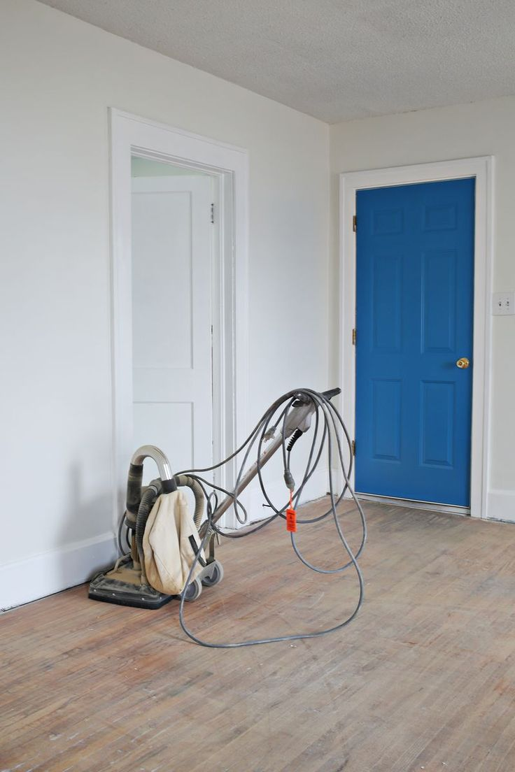 How to refinish old hardwood floors