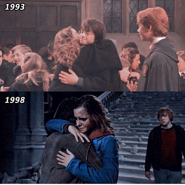 Do You Ship Harmione Follow My Photography Account If You Want Andrewsnikon Hp Harrypotte First Harry Potter First Harry Potter Movie Harmony Harry Potter