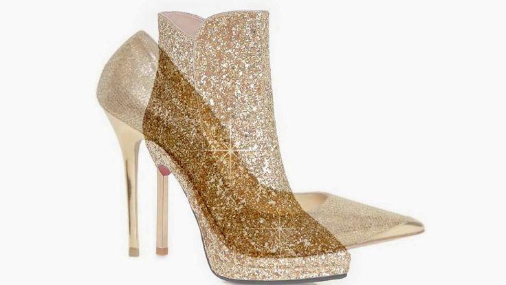 Latest Bridal Footwear    Dulhan Footwear    Bridal Footwear    High Heel Sandal