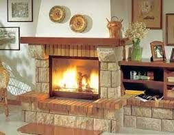22 best chimeneas rusticas images on Pinterest Home ideas Fire