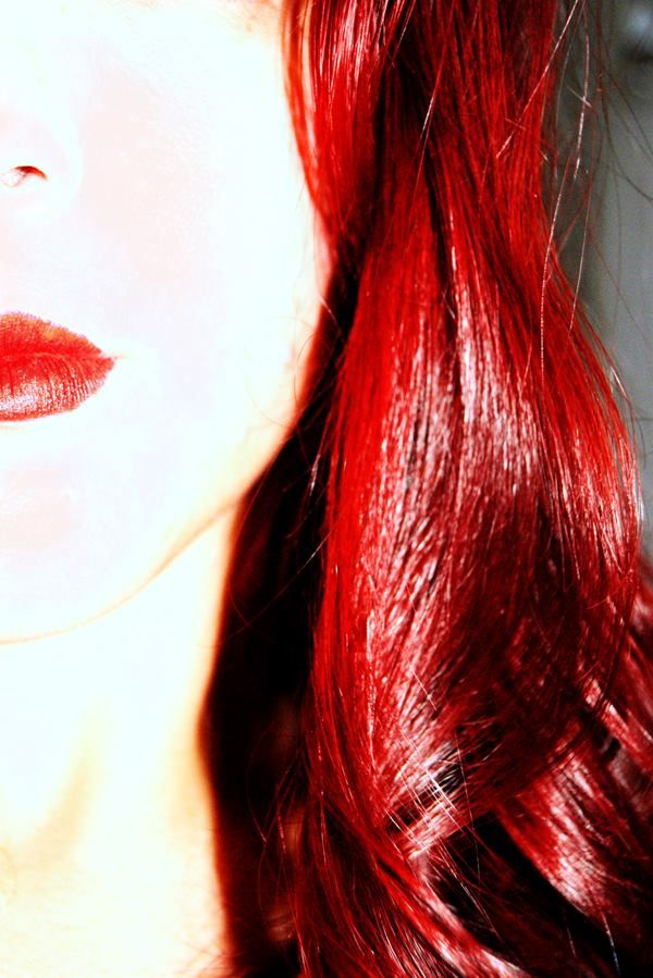 #eyes #hair #red #redhair #browneyes #capellirossi #rosso