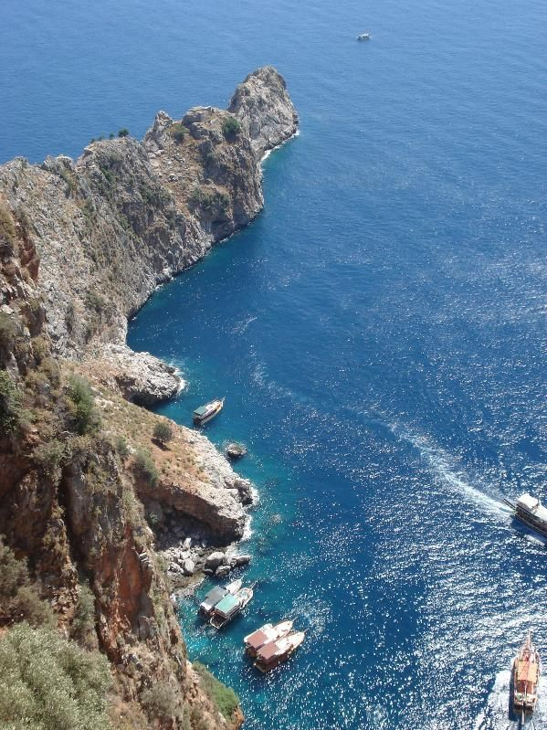 Alanya, Antalya Turkey - only spent 2 nights there. Would love to visit again and stay at least for a week