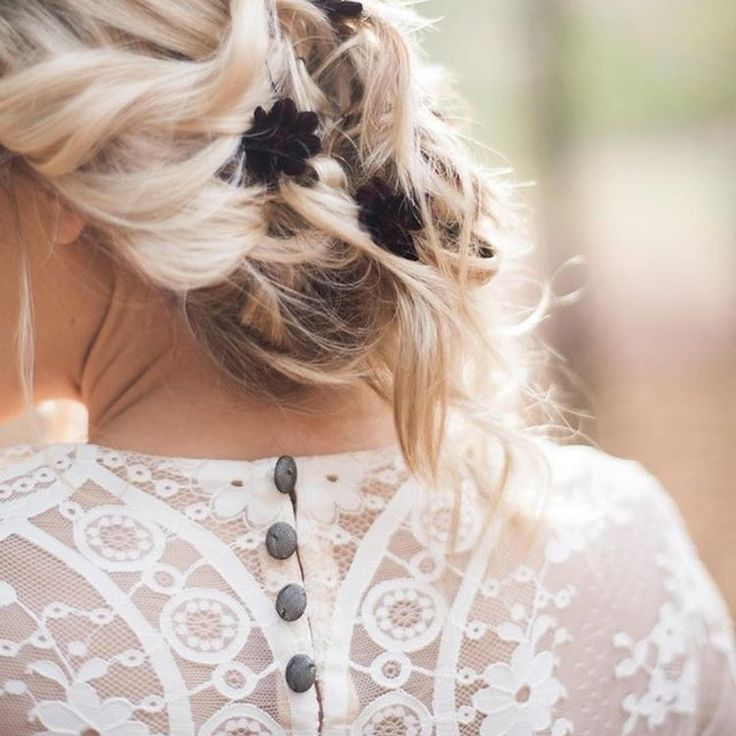 Messy Hair Don T Care 16 Messy Bridal Hairstyles That: 1000+ Ideas About Messy Bridal Hair On Pinterest